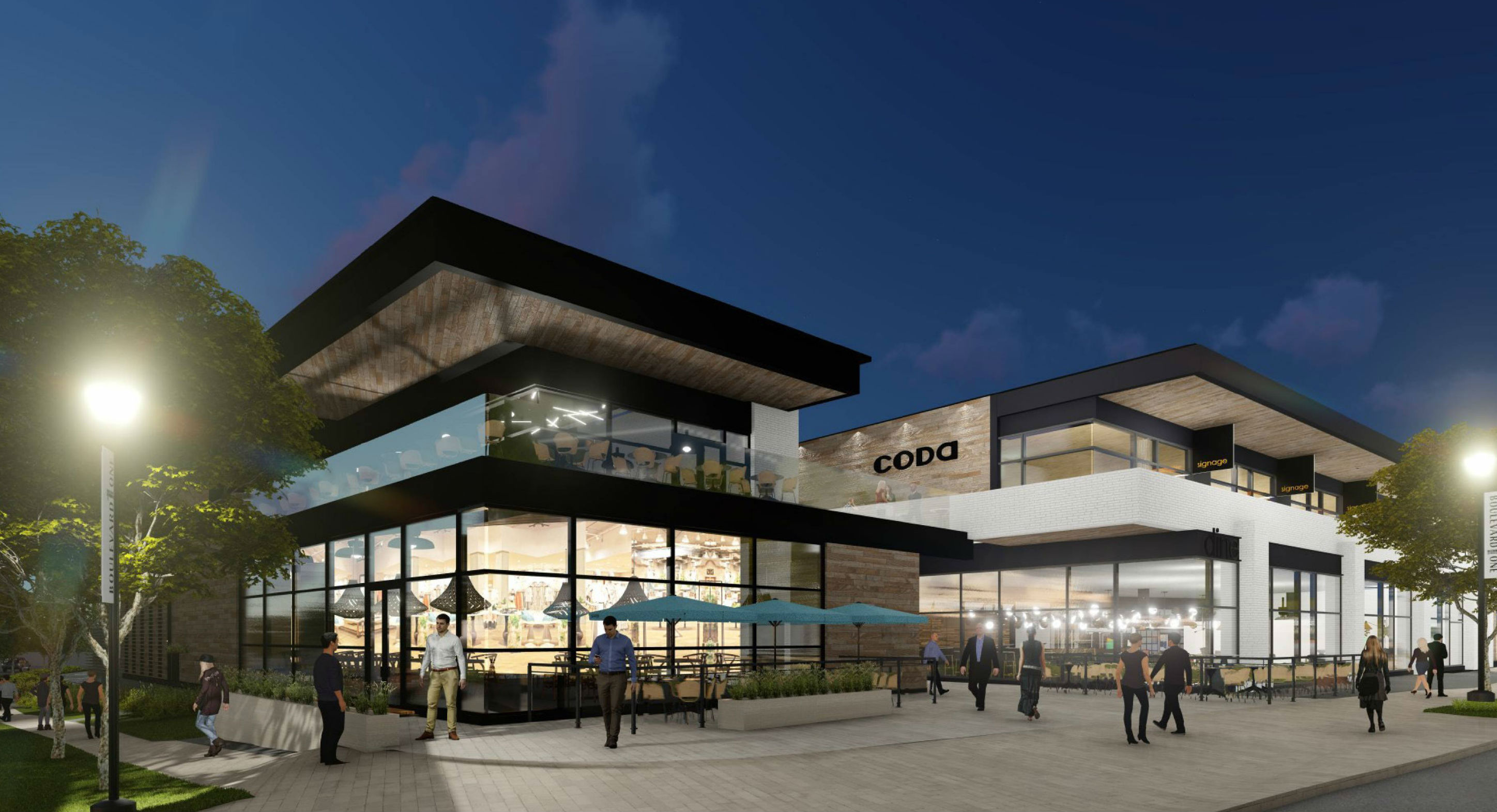 Retail Boulevard One At Lowry